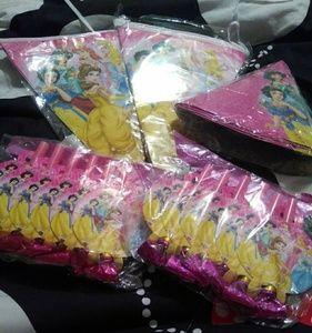 Disney Princesses party decorations